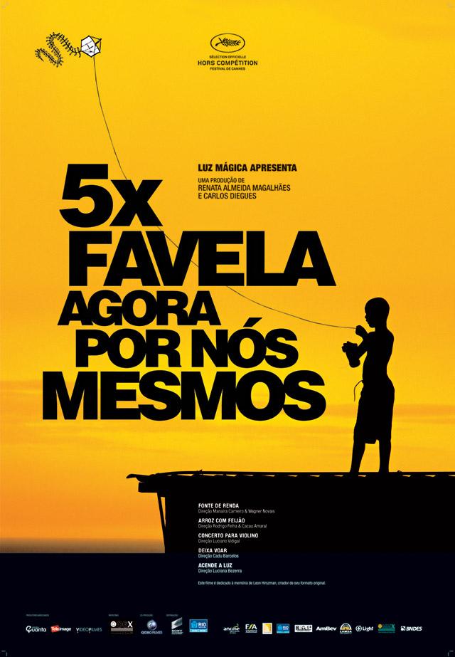 Download -  5x Favela, Agora Por Nos Mesmos DVDRip + RMVB