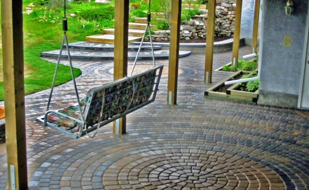 WORLD OF FURNITURE AND INTERIOR DESIGN Build A Brick Patio