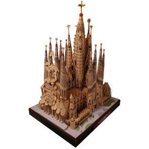 Igreja Sagrada Família de Barcelona