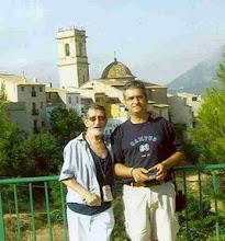 Con el maestro Rafael Sempere