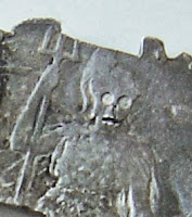 Tara brooch (back detail)