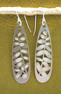 Polli: Succulent earrings