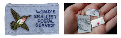 World's Smallest Postal Service