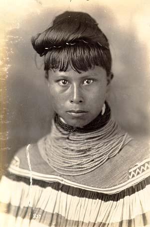 Seminole Indian Woman