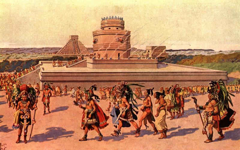 Kisah Suku Maya Jadi Mualaf dan Sebarkan Ajaran Islam di Meksiko