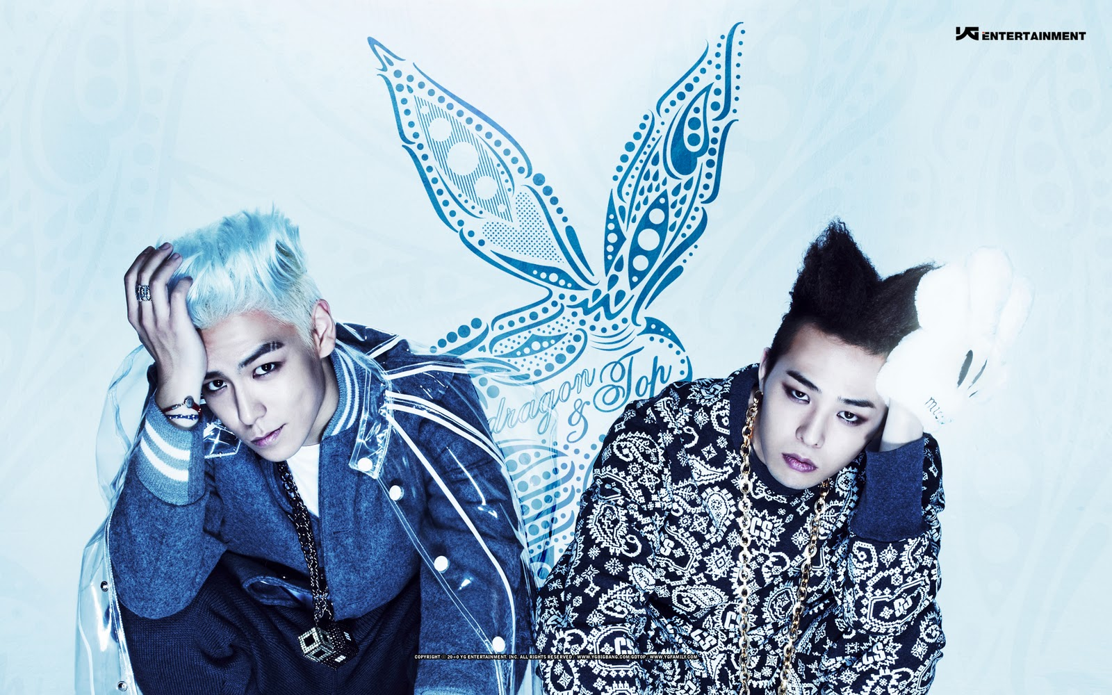 GDBB FOREVER ♕: [PIC] GDRAGON amp; TOP WALLPAPER