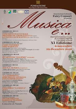 Musica e... XI Edizione