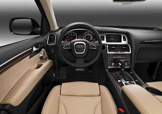 2010 Audi Q7 3