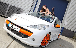 Peugeot Car Modified