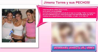 Amanda Wenk es ahora Jimena Torres