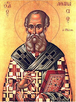 Did Athanasius Have Any Right?