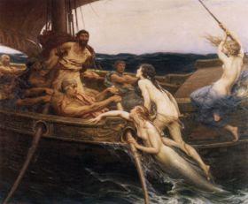 Ulises y más sirenas
