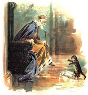 Ofrenda al Rey