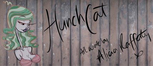 Hunchcat