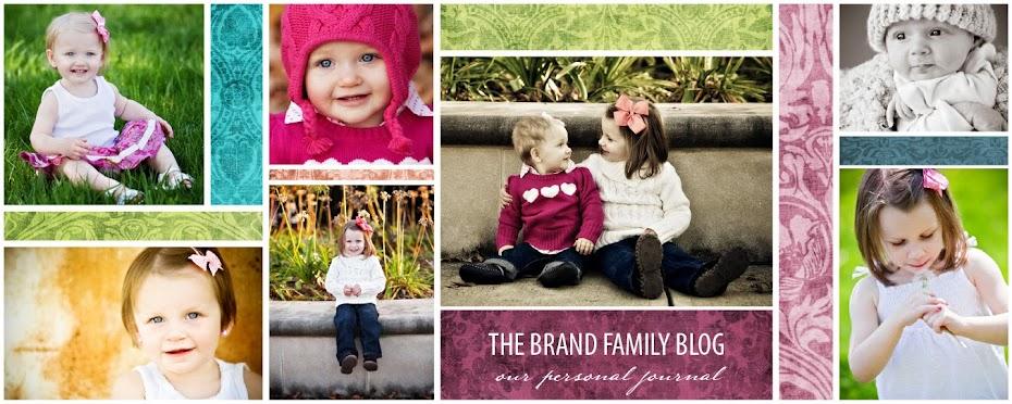 the brand family blog