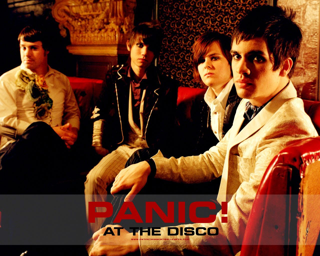 Panic  At the Disco Wallpaper - 3 jpgPanic At The Disco Logo Wallpaper