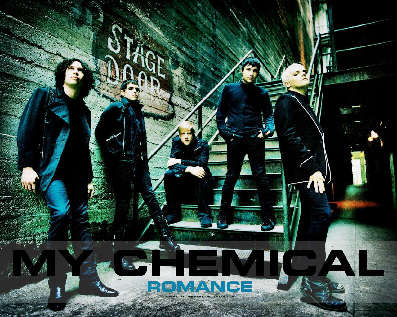 Rio De La Rocha: My Chemical Romance Wallpapers