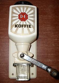 D.E. koffiemolen