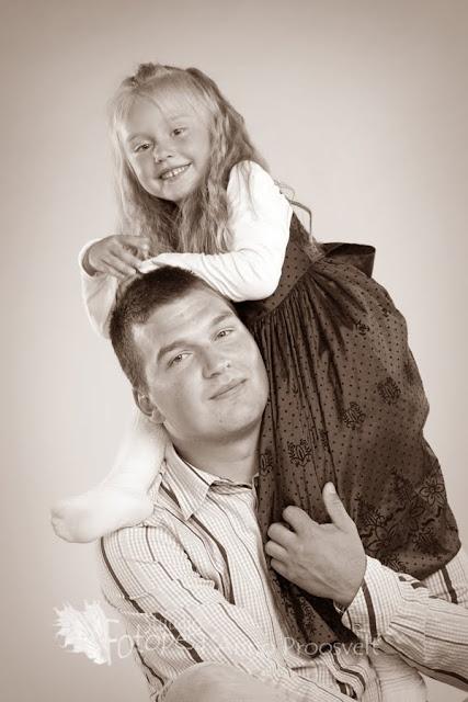 isa ja tütar