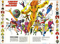 Legion de Supervillanos