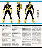 Arquero Negro (Escuadron Supremo)