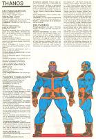 Thanos de Titan (Ficha de Marvel)