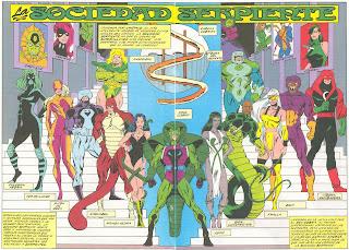 Sociedad Serpiente