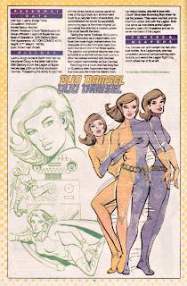 Dupliaca Triplicada Legion Super-Heroes