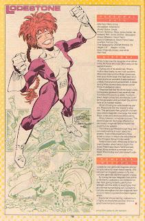 Lodestone DC Comics