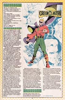 Linterna Verde (Alan Scott) ficha dc comics