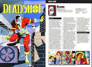 Deadshot (Ficha DC Comics)
