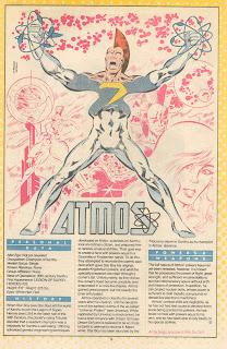 Atmos (Legion de Superheroes)