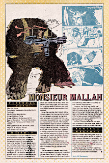 Monsieur Mallah (ficha dc comics)