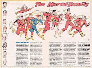 Familia Marvel (Shazam)