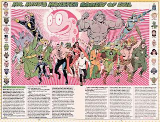 Sociedad Monstruosa (Shazam)
