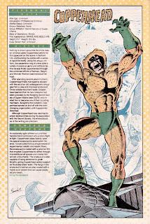 Cabeza de Cobra (ficha dc comics)