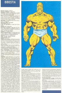Bibestia (ficha marvel comics)