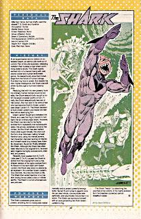 Tiburon (ficha dc comics)