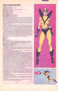 Chaqueta Amarilla (ficha marvel comics)