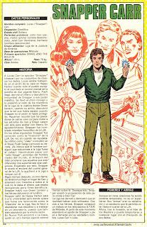 Snaper Carr (ficha dc comics)