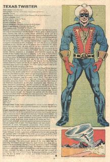 Tornado Tejano (ficha marvel comics)