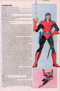 Corsario (ficha marvel comics)