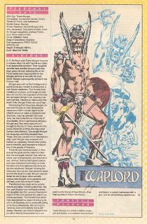 Warlord (ficha dc comics)