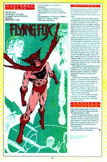 Zorro Volador (ficha dc comics)
