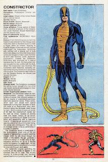 Constrictor (ficha marvel comics)