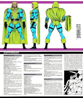 Degollador (ficha marvel comics)