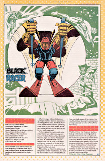 Black Racer DC Comic