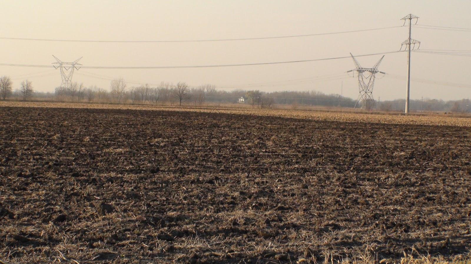 Illinois will county manhattan - American Foursquare Farmhouse Near Manhattan Illinois Front View