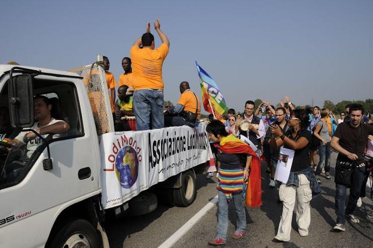marcia della pace Lodi-Ossago