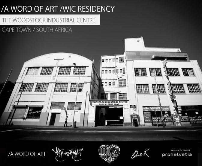 /A WORD OF ART/WIC RESIDENCY-WE ARE VISUAL